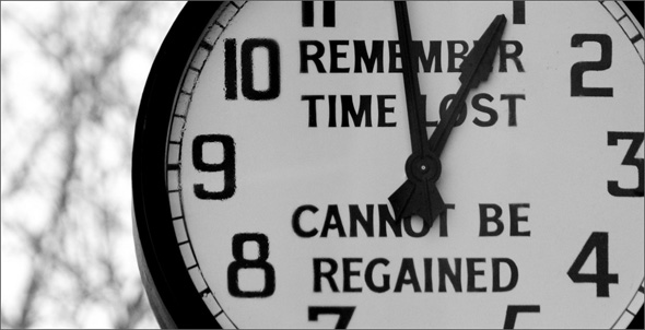 SavvyCleaner.com-time-lost