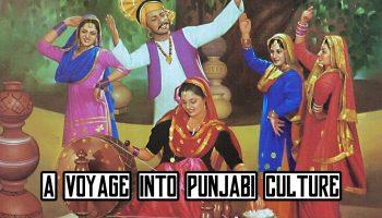 A voyage into Punjabi culture – Website