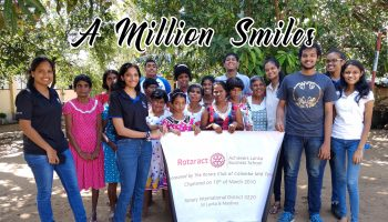 A Million Smiles – Website