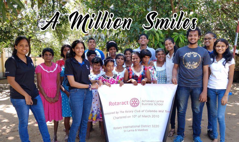 A Million Smiles – Website