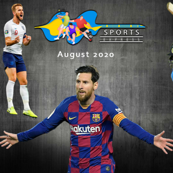 Sports express august cover